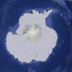 Обнаружение подледного вулкана