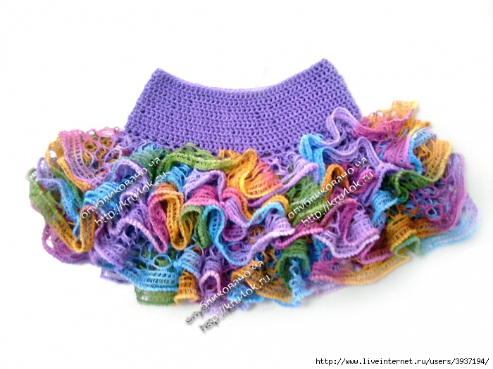 Фото юбки для детей 1