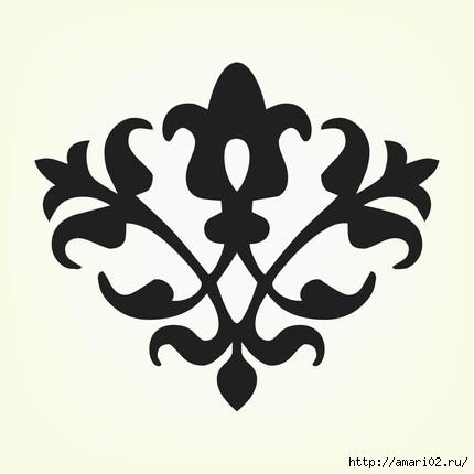 stencil_flower4 (430x430, 48Kb)