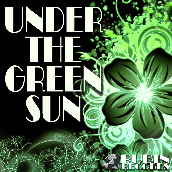 RUBrec01. Sergey Oblomov - Under the green sun (Original Mix) (700x700, 363Kb)