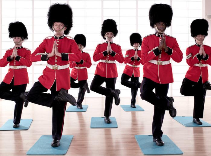 королевские гвардейцы фото 9 (700x517, 123Kb)