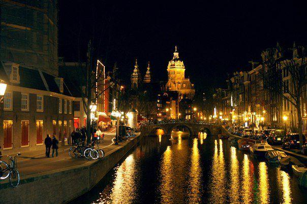 Амстердам, Нидерланды (604x402, 55Kb)