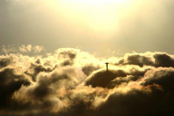 Статуя Христа-Спасителя в Рио-де-Жанейро, Бразилия (604x403, 26Kb)