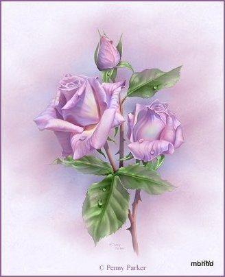 Rosas lilas (328x404, 30Kb)