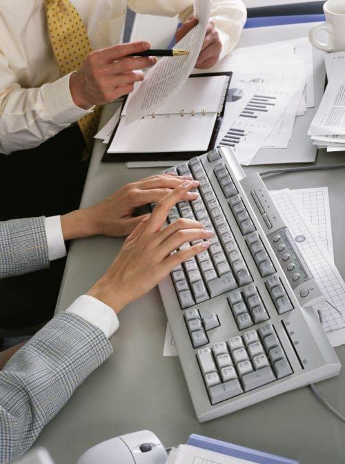 Подготовка бухгалтерской отчетности