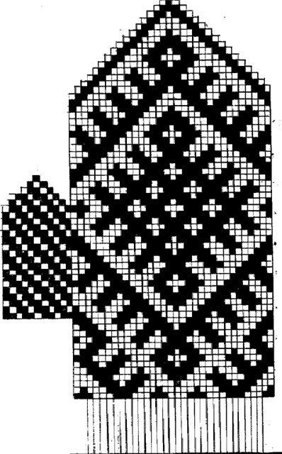 Варежки схемы 19 (398x640, 67Kb)