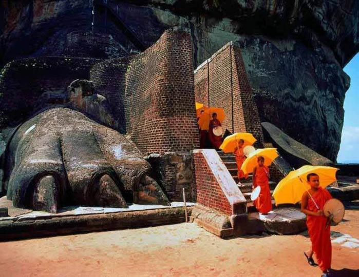 Высокогорные монастыри-отшельники