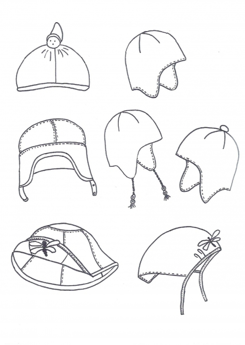 image hostВыкройки детских шапок из журнала Ottobre/4683827_shapki0 (497x700, 140Kb)
