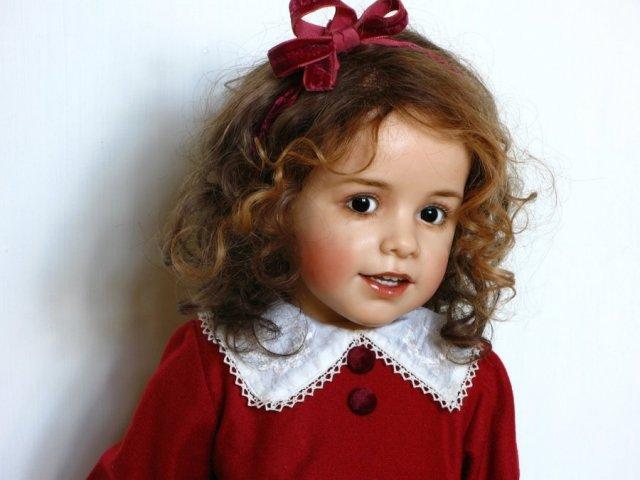 Куклы похожие на детей фото