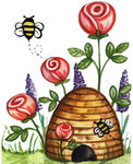 Превью Beehive (509x625, 124Kb)