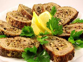 мясной рулет с грецкими орехами (290x218, 47Kb)