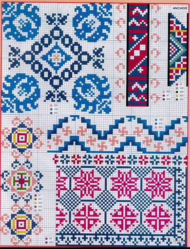 punto croce 375 motifs (20) (390x512, 159Kb)