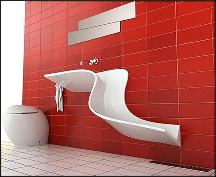 Креативные раковины для туалета и ванной 5 (700x574, 76Kb)