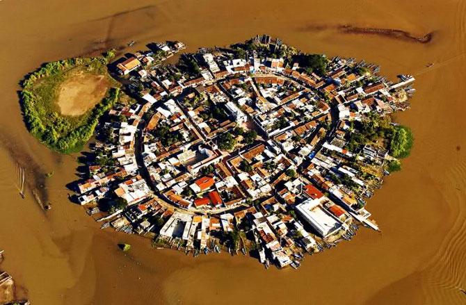город на воде фото (670x439, 103Kb)