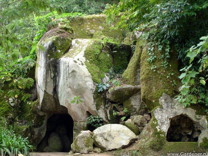 парк Кинта-да-Регалейра фото 9 (700x525, 129Kb)