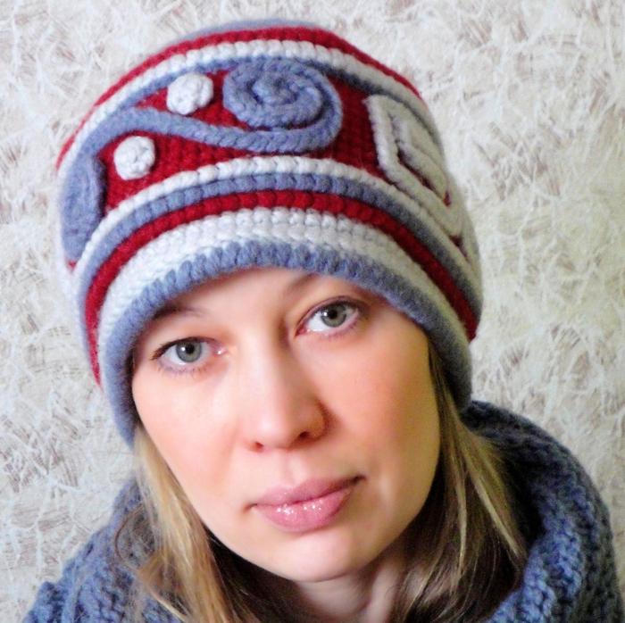Долой капюшоны и да здравствуют вязаные шапки.  Ни для кого не секрет, что очень трудно подобрать вязаную шапку к...