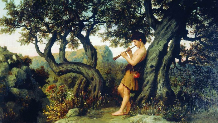 Кто Написал Песню Одинокий Пастух