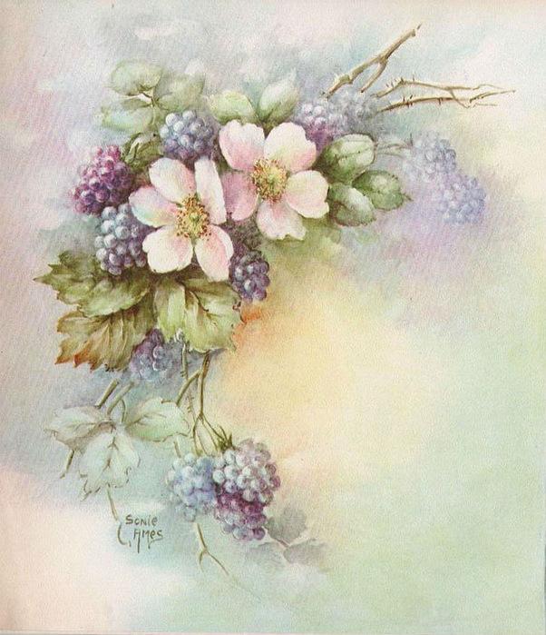 Картинки цветов для декупажа 6: pics-land.ru/picture.php?id=9471