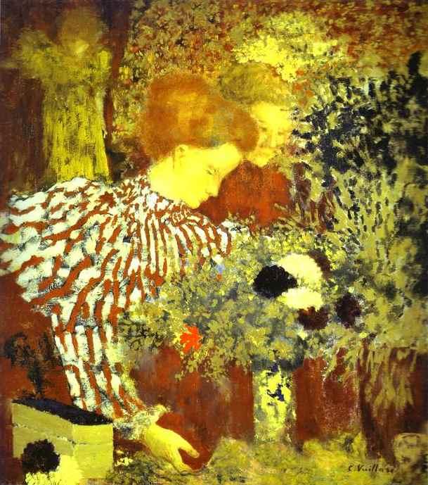 Женщина в свободной блузе. 1895. (609x689, 62Kb)