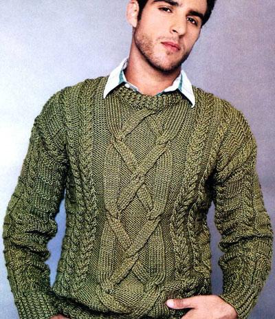 пуловер (400x464, 81Kb)