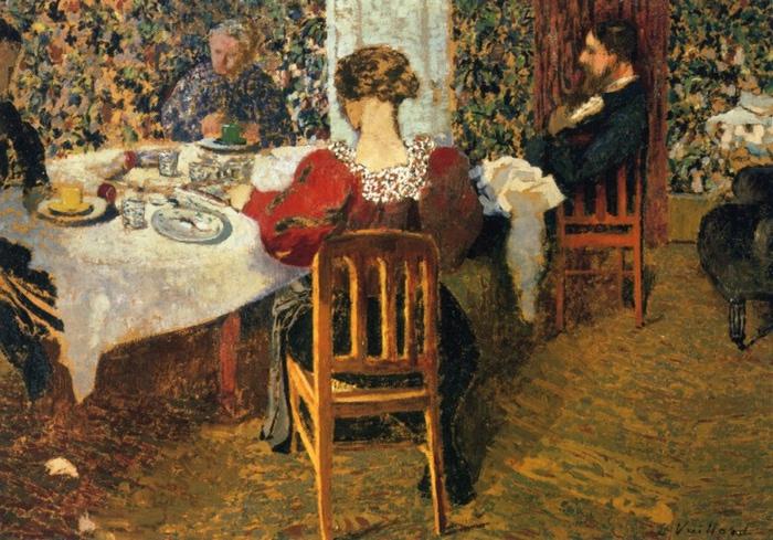 Окончание завтрака мадам Вюйар (700x489, 167Kb)