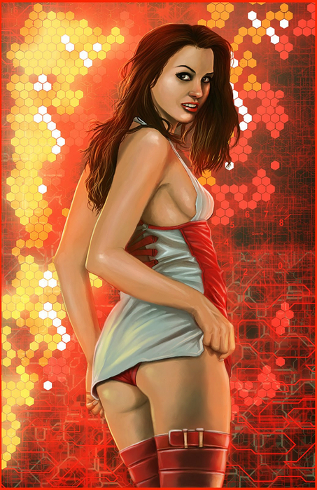 Sexy short skirt (453x700, 490Kb)