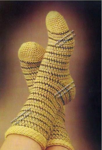 Носки в полоску,связаны крючком/4683827_20120507_181207 (350x515, 58Kb)