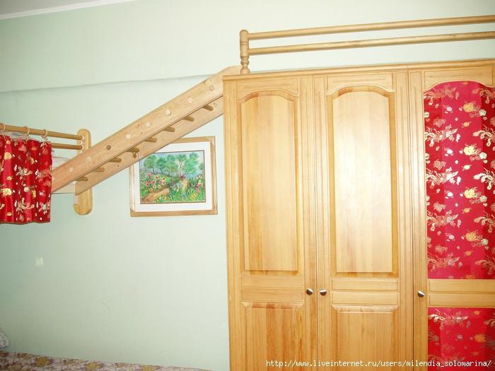Переделка старья: обновление советской полированной мебели. .  Идеи!