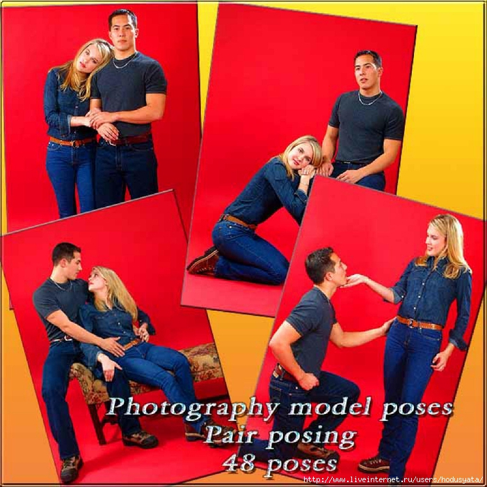 Photography Model Poses - Pair Posing_01 (700x700, 348Kb)