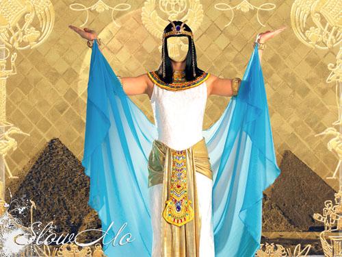 Женский фотошаблон - Клеопатра на фоне пирамид/1336418252_Cleopatra (500x375, 102Kb)