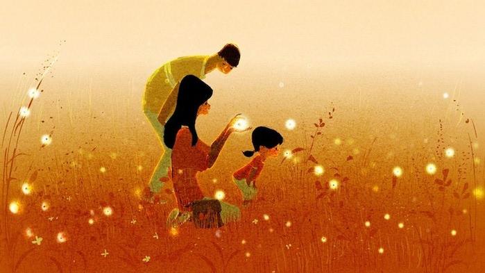 счастливое детство картинки 3 (700x393, 75Kb)