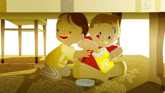 счастливое детство картинки 7 (700x393, 67Kb)