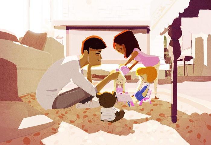 счастливое детство картинки 23 (700x479, 87Kb)