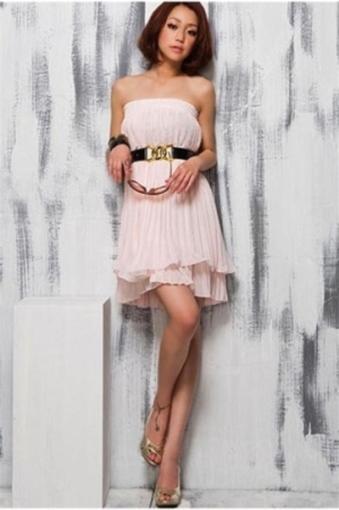 Шикарные шифоновые платья и вечерние наряды от мировых дизайнеров.