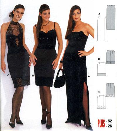 платья (400x447, 40Kb)