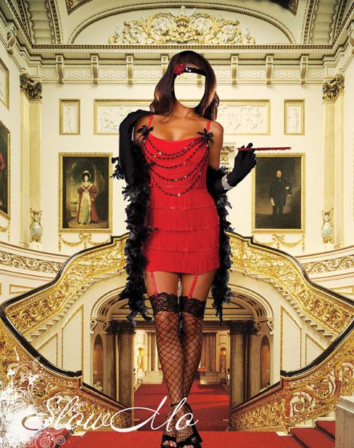 Женский шаблон для фотошопа - Дама с сигарой/1336562746_Lady_with_cigar (500x633, 163Kb)