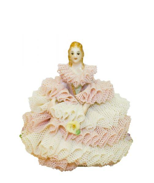 статуэтки девушек в платьях фото