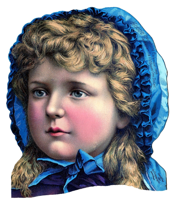 little girl victorian image graphicsfairy008c (613x700, 371Kb)