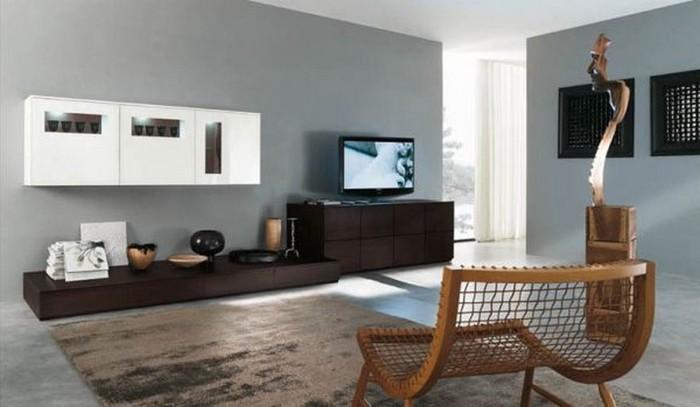 Современный дизайн стен гостиной 2 (700x407, 55Kb)