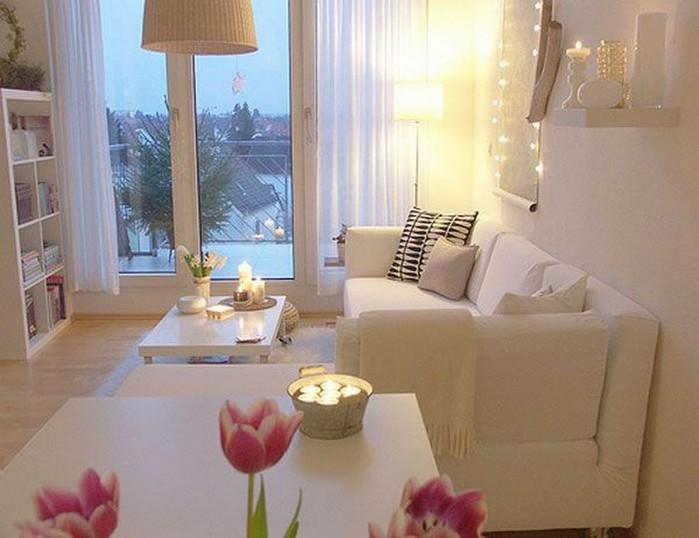 Современный дизайн стен гостиной 26 (700x538, 74Kb)