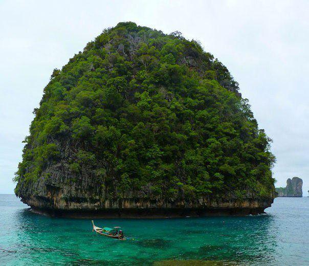 Остров Пхи-Пхи, Тайланд (604x520, 57Kb)