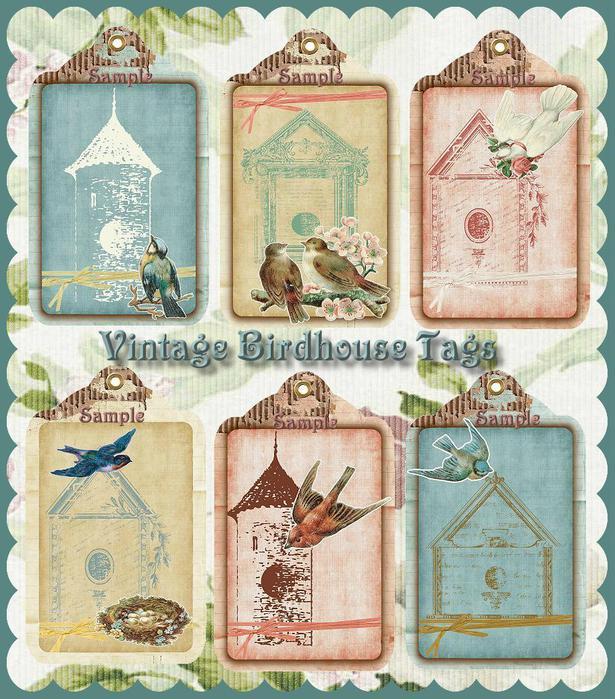 62769787_Vintage_Birdhouse_Tags_Sample (615x699, 98Kb)