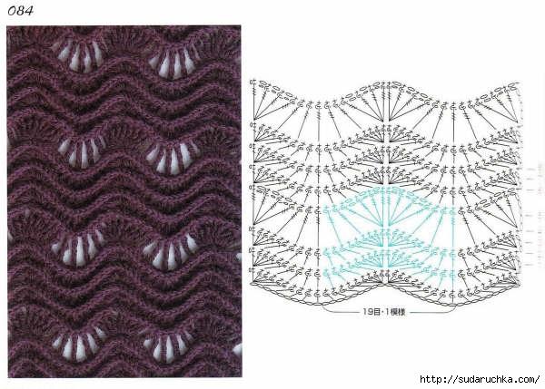 Фенечка перуанская волна - Делаем фенечки своими руками.