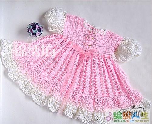 Детские ажурные платья на