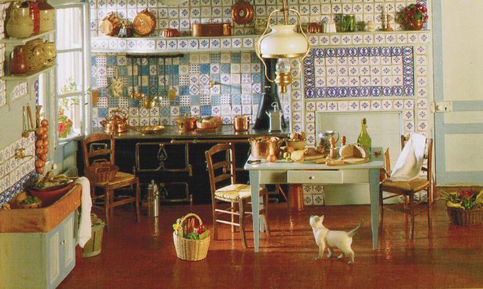cuisine de Monet (700x418, 496Kb)