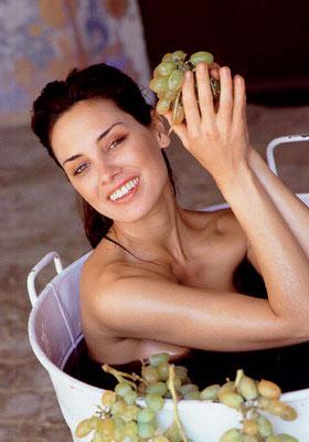 Винотерапия: целебная сила винограда