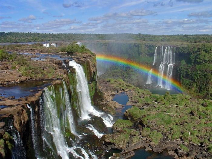 водопад Игуасу (700x525, 323Kb)