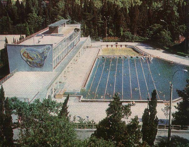 yalta 1980г.бассейн (604x471, 82Kb)