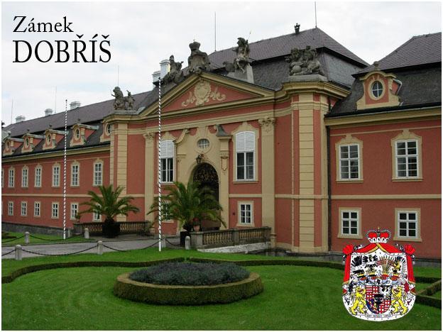 Замок Добриш - королевское имение 88504