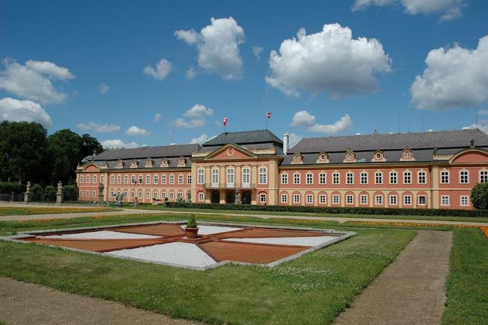 Замок Добриш - королевское имение 59219